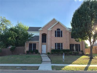 Plano Single Family Home For Sale: 8501 Wildcreek Drive
