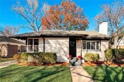 Single Family Home For Sale: 3729 Matador Drive