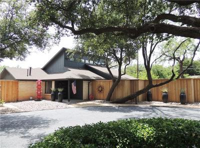Abilene Single Family Home For Sale: 6 Woodhaven Circle