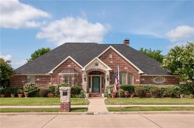Waxahachie Single Family Home For Sale: 101 Sumner Lane