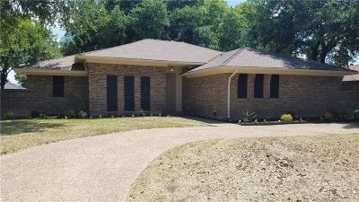 Plano Single Family Home For Sale: 3816 Saddlehead Drive