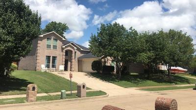 Wylie Single Family Home For Sale: 103 N Bending Oak Lane