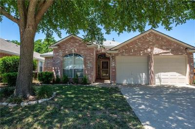 Mckinney Single Family Home Active Option Contract: 2728 Berry Hill
