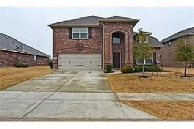 Royse City Single Family Home For Sale: 3101 Burwood Lane