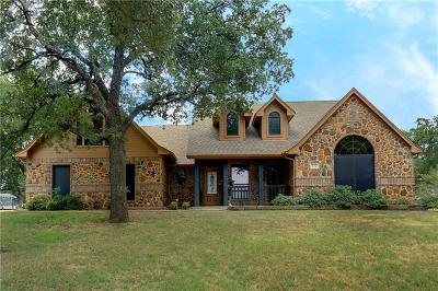 Springtown Single Family Home Active Option Contract: 172 Williamsburg Lane