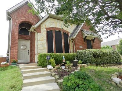 Mckinney Single Family Home For Sale: 2200 Canyon Point