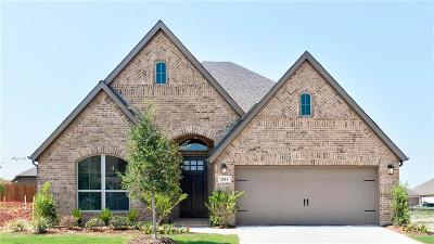 Forney Single Family Home For Sale: 1511 Wheatley Way
