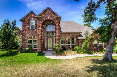 Fort Worth Single Family Home For Sale: 4462 Rawleigh Drive