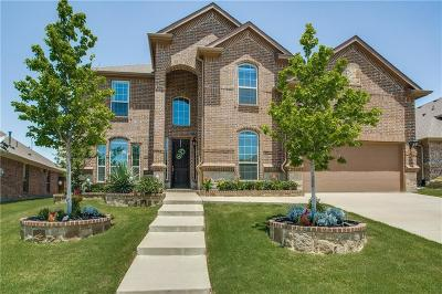 Fort Worth Single Family Home For Sale: 2417 Otero Pass