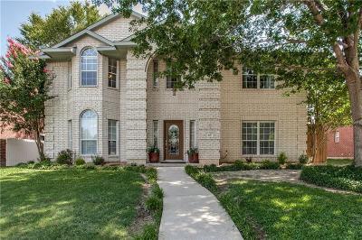 Rockwall Single Family Home For Sale: 517 Big Oak Court