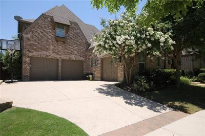 Frisco Single Family Home For Sale: 14911 Foxbriar Lane