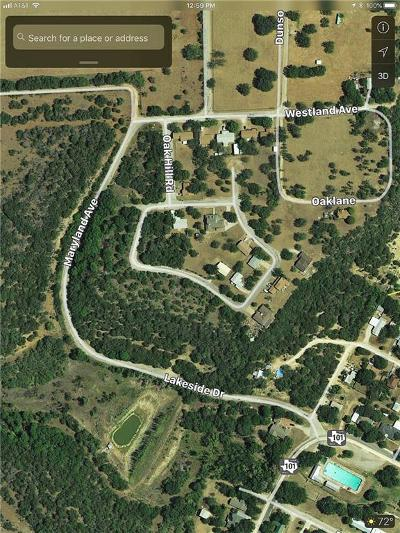 Ranger Residential Lots & Land For Sale: Tbd Oak Hill Rd