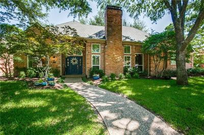 Dallas Single Family Home For Sale: 6923 Glenbrook Lane