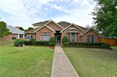Rockwall Single Family Home Active Option Contract: 7104 Harlan Drive
