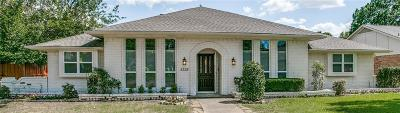 Plano Single Family Home For Sale: 3328 N Cross Bend Road N