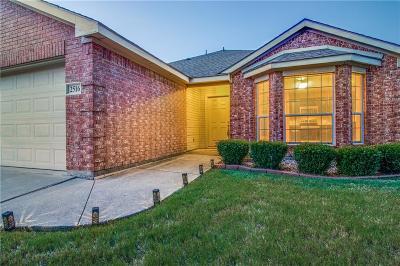 Mckinney Single Family Home For Sale: 2516 Emerald Lane