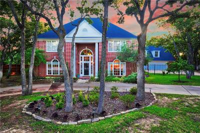 Southlake Single Family Home For Sale: 580 Truelove Trail