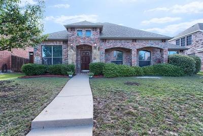 Allen Single Family Home For Sale: 1305 Wheatberry Lane