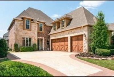 Colleyville Single Family Home For Sale: 5056 Copperglen Circle