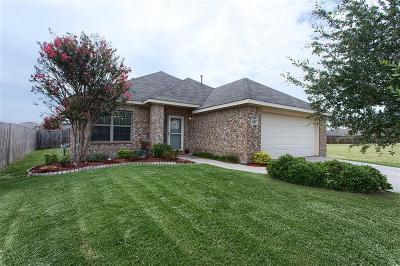 Van Alstyne Single Family Home Active Option Contract: 1426 San Carlos Drive