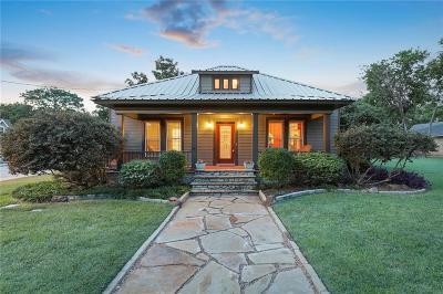 Single Family Home Active Option Contract: 7110 Walnut Street