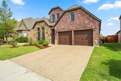 Single Family Home For Sale: 5513 Green Moss Hill