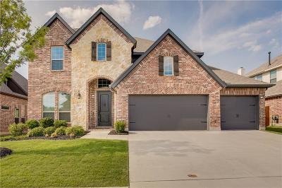 McKinney Single Family Home Active Option Contract: 5412 Pinewood Drive