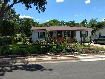 North Richland Hills Single Family Home For Sale: 6622 N Onyx Drive N