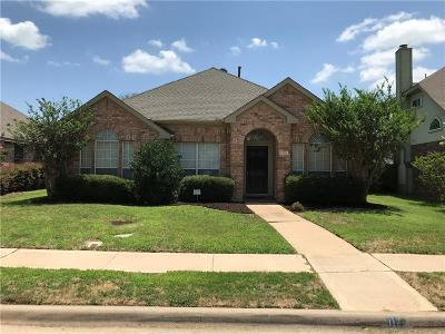 Lewisville Single Family Home For Sale: 1121 Christopher Lane