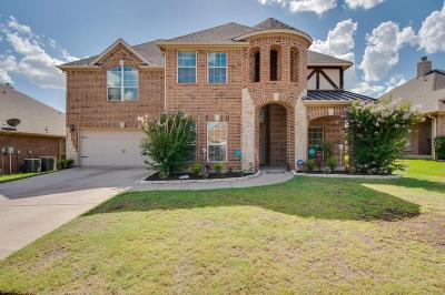Midlothian Single Family Home For Sale: 1501 Melanie Trail