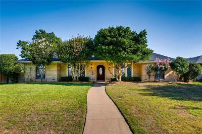 Plano Single Family Home For Sale: 2209 Canyon Valley Trail