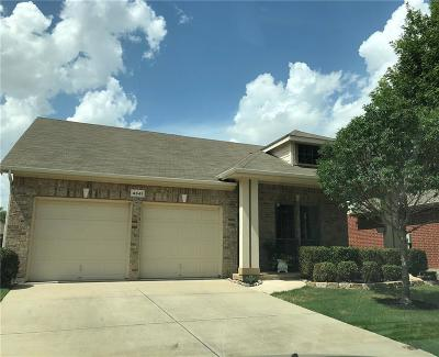 Single Family Home For Sale: 4641 Prickly Pear Drive