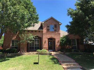 Plano Single Family Home For Sale: 3313 Mason Drive