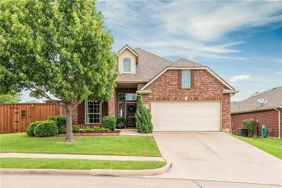Sachse Single Family Home For Sale: 6005 Crestmill Lane