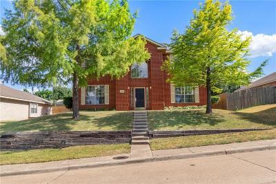 Dallas Single Family Home For Sale: 7516 Wild Brick Drive
