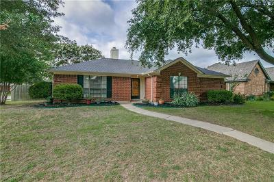 Rowlett Single Family Home For Sale: 2422 Brookside Drive