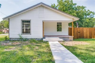 McKinney Single Family Home For Sale: 901 Moore Street