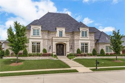 Frisco Single Family Home Active Option Contract: 6958 Deloach Court