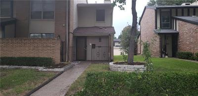 Garland Townhouse For Sale: 2013 Town Court