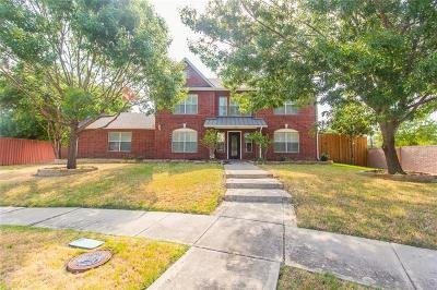 Single Family Home For Sale: 6314 Nottoway Court
