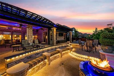 Prosper Single Family Home For Sale: 132 Townlake Drive