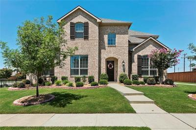 Sachse Single Family Home For Sale: 7503 Ridgebluff Lane