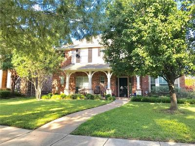 Lewisville Single Family Home For Sale: 2552 Sir Tristram Lane
