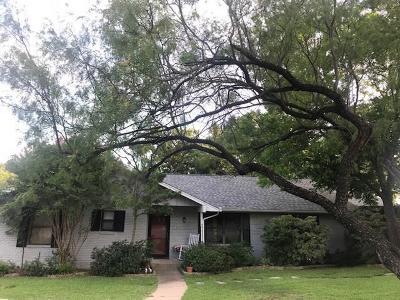 Irving Single Family Home Active Option Contract: 3010 Cortez Court E