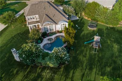 Prosper Single Family Home For Sale: 1500 Woodhaven Drive