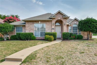 Frisco Single Family Home Active Option Contract: 11400 Oxford Place