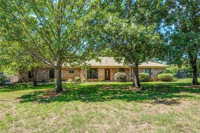 Keller Single Family Home For Sale: 1017 Oakwood Circle