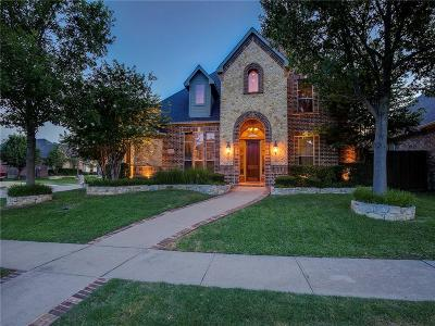 Sachse Single Family Home Active Option Contract: 6626 Crestmoor Lane