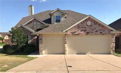 Fort Worth Single Family Home For Sale: 8701 Regal Royale Drive