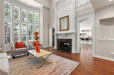 Southlake Single Family Home For Sale: 220 Highland Oaks Circle
